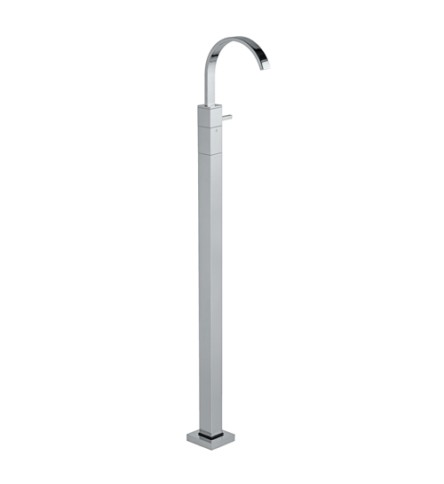 Floor Mounted Single Lever Basin Mixer