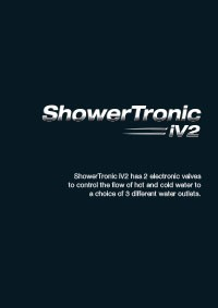 SHOWERTRONIC IV2 BROCHURE