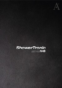 SHOWERTRONIC IV6 BROCHURE
