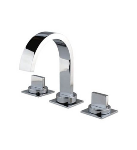 3 - Hole Basin Mixer