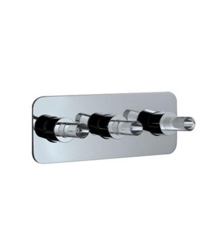 4-Way Concealed  Divertor Set