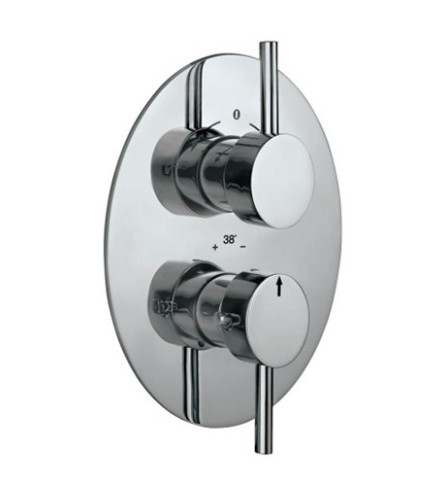 Kavalier Concealed Bath & Shower Mixer