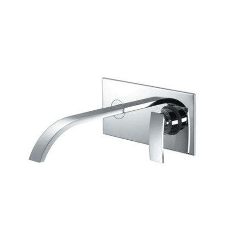 Single Lever Concealed Basin Mixer (Wall Mounted)