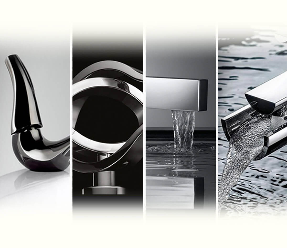 Artize Luxury Bathroom Fittings Sanitary Ware Faucets Basin Shower